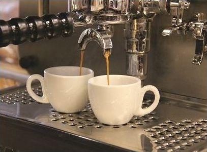 Ekspresy dokawy, kawiarnia