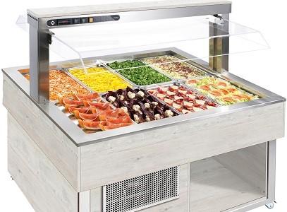 Gastronomiczne urządzenia chłodnicze