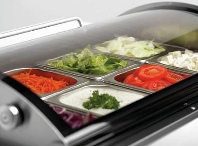 Urządzenia chłodnicze gastronomiczne